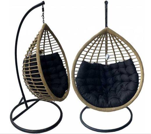 KOKON wiszący fotel gniazdo bujak huśtawka