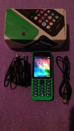 Nokia 215 zielona