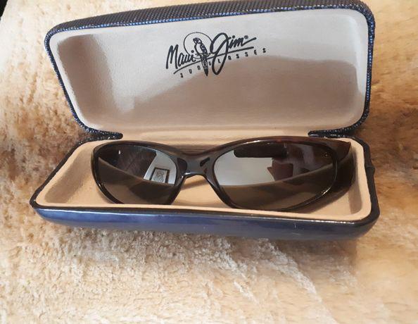 Óculos de sol Maui Jim castanhos escuros- novos [preço original: 237€]
