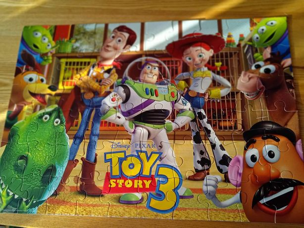 Toy story puzlle