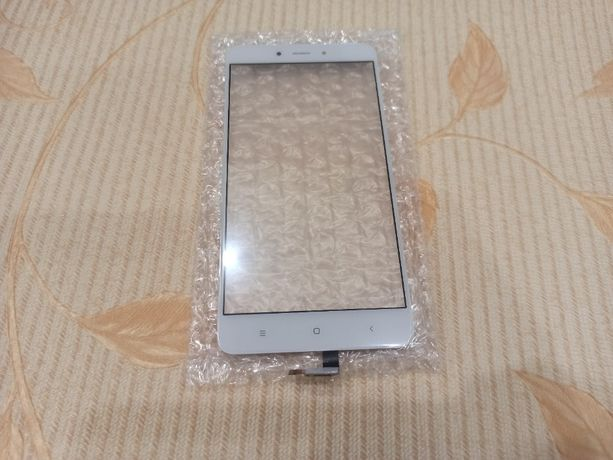 Сенсор для Xiaomi Redmi Note 4 Original White