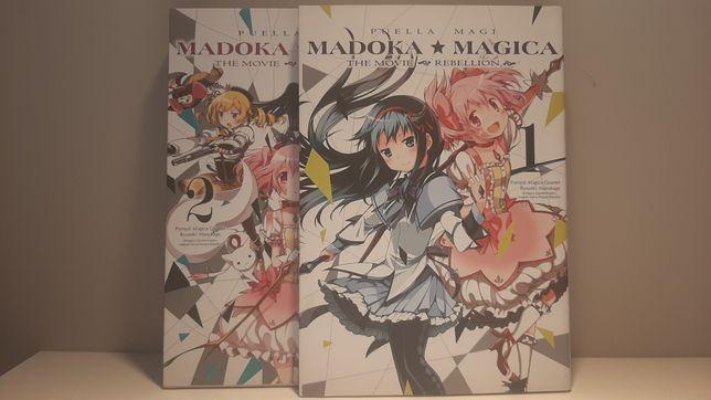 Madoka Magica, 2 części
