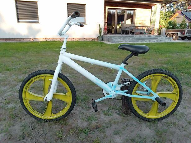 Bmx rower rowerek dziecięcy dla chłopca