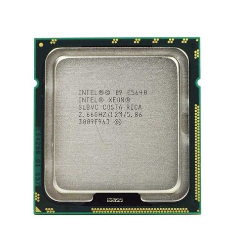 Процессор Intel Quad-Core Xeon E5640 2.66GHz/12MB/5.86GT s1366