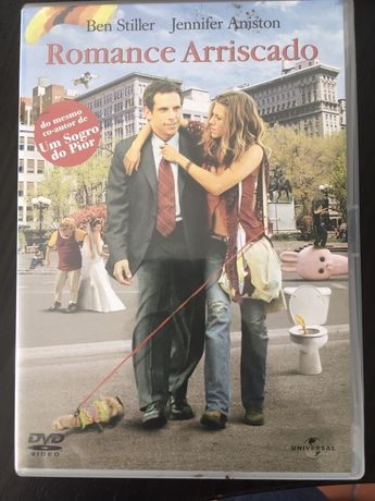 DVD Romance Arriscado