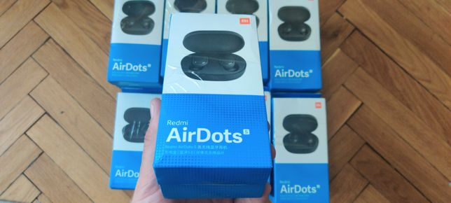 ⫸Бездротові Bluetooth навушники Redmi AirDots S TWSEJ05LS TrueWireless