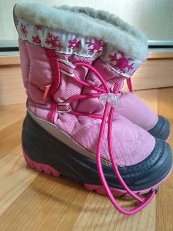 тепле взуття для дівчинки Demar 24-25 Geox 27