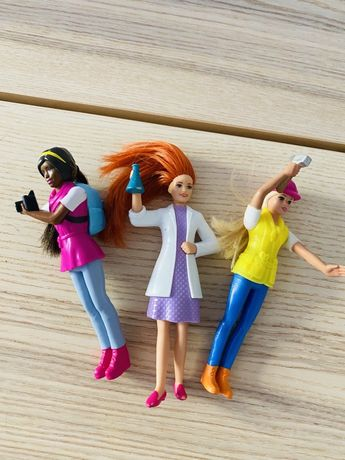 Barbies (mini)