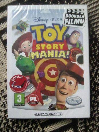 gra Toy Story Mania PC -zafoliowana