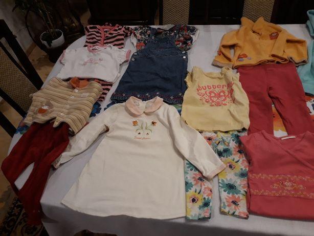 Ubranka dla dziewczynki (1.5-3 lata) Polecam