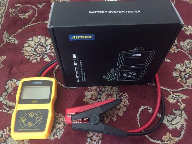 Тестр акб Autool bt360 в новій упаковці