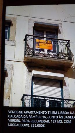 Imóvel vende-se Lisboa