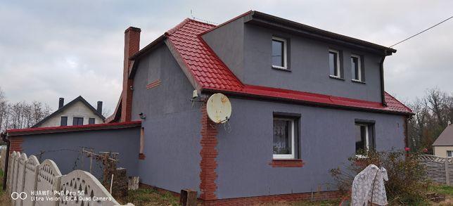 Wynajmę piętro domu + pokój na parterze, całość 100m2