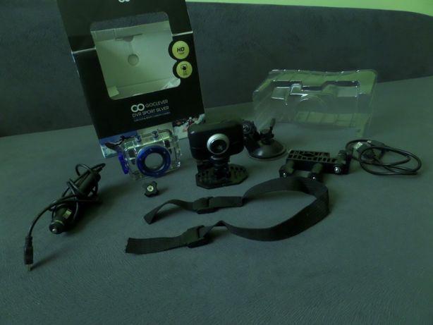 Kamera Sportowa GO-CLEAVER Silver