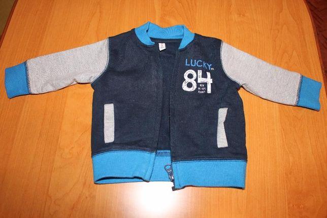 Bluza dresowa rozmiar 62