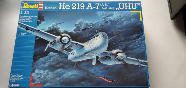He 219 UHU 1:32 Revell 04666