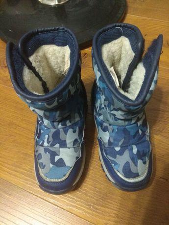 Зимние сапожки, ботинки 28
