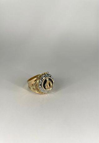 Золотой перстень Корона