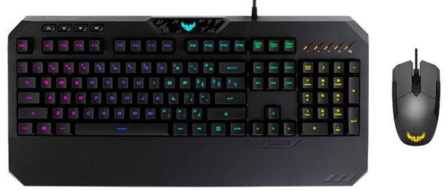 Игровая клавиатура с мышью Asus TUF Gaming Combo K5 + M5 (комплект)