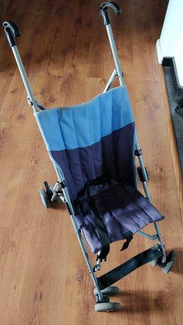 Wózek dziecięcy prosty spacerówka tzw. parasolka