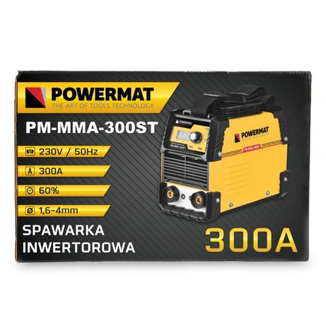 Spawarka inwertorowa 300A IGBT Sklep FV 2 Lata GW