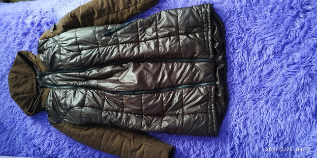 Куртка пальто для беременных (вагітних)