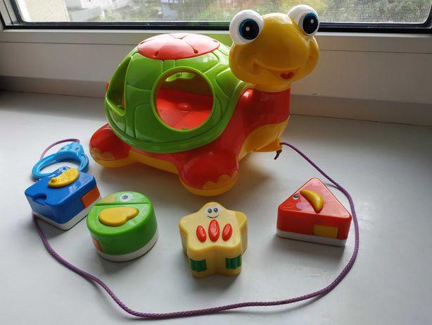 Черепаха-знайка Kiddieland