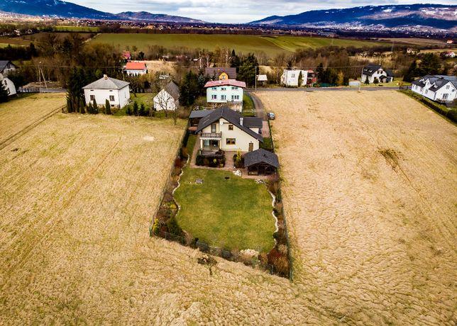 Dom w Lipowej z pięknym widokiem!