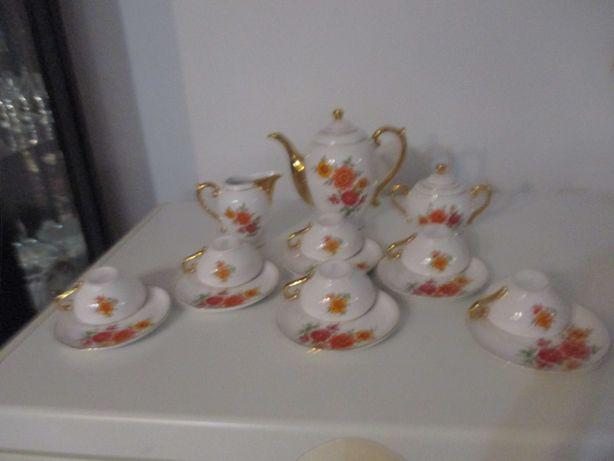 Serviço de Chá com 15 peças