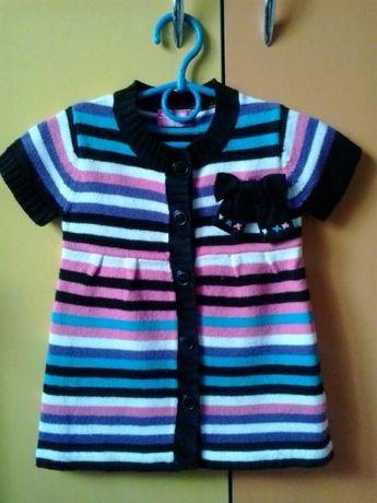 Платье- туника для девочки 2-4 лет