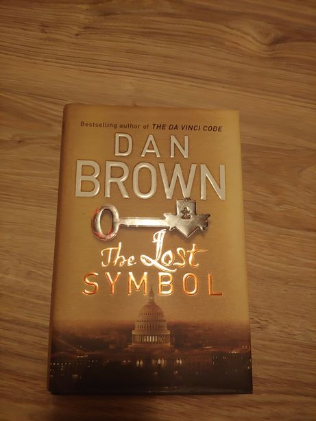 The lost symbol. Dan Brown