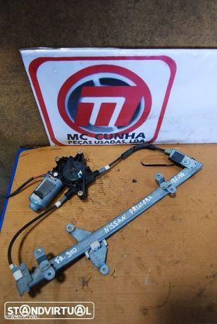 Elevador de vidro eletrico Nissan Primera 91-96 - Frente direito
