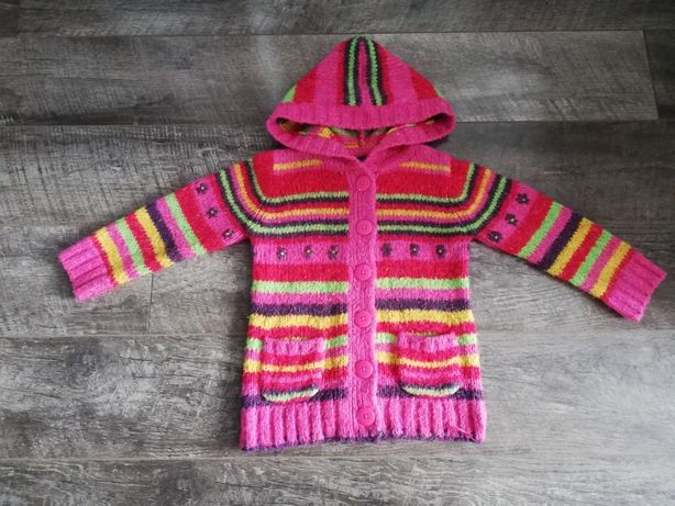 Ciepły sweter George jesień zima