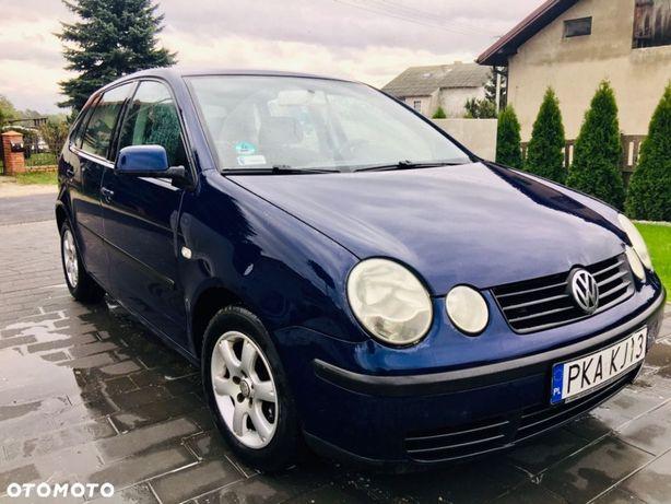 Volkswagen Polo 1,2 Benzyna 2002r Opłaty Ważne Na Rok