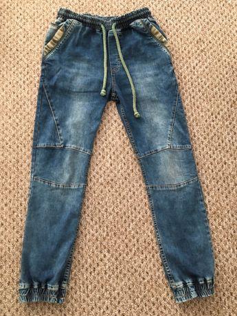 Joggery męskie jeansy