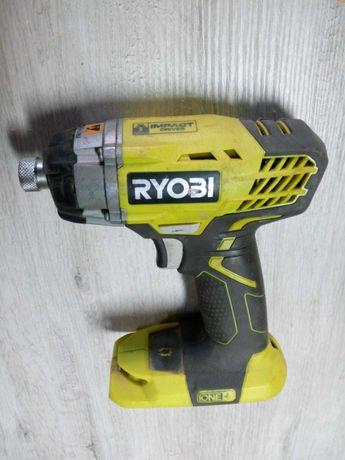 Zakrętarka udarowa 18V Ryobi ONE+RID1801M