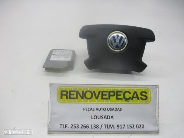 Kit De Airbags Volkswagen Transporter T5 Caixa (7Ha, 7Hh, 7Ea, 7Eh)