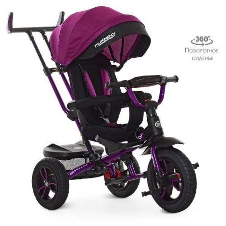 Детский трехколесный велосипед Turbo Trike M 4058-8