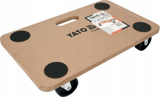 YATO PLATFORMA WÓZEK TRANSPORTOWY MEBLI 200 kg