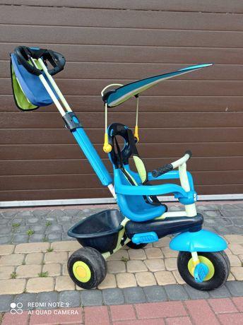Rower SMART TRIKE 4w1 trzykołowy.