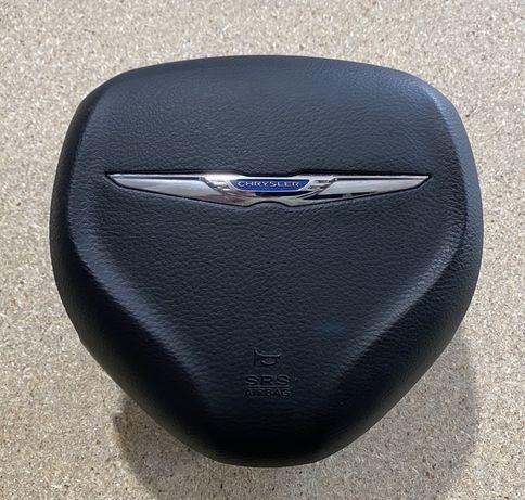 Подушка безопасности в руль Chrysler 200 2015