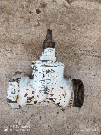 Вентиль бронзовый д 50 Кран водопроводный запорная арматура