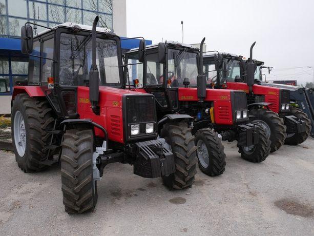 Belarus MTZ Ciągnik Rolniczy Traktor Nowy Kredyt Fabryczny 0 zł Nowy