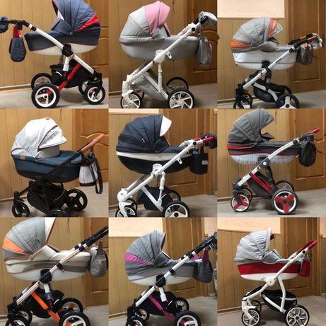 Склад детских колясок из Польши (2в1, 3в1)