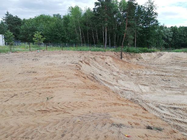 Oddam humus na podwyższenie terenu TORUŃ 20 ton z transportem
