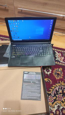 Msi GE62 6QF apache pro 16gb, ssd 256, 970m, i7 6700hq игровой ноутбук