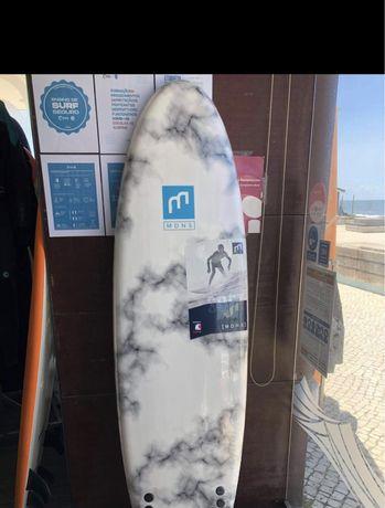 Prancha softboard 6'6 NOVA