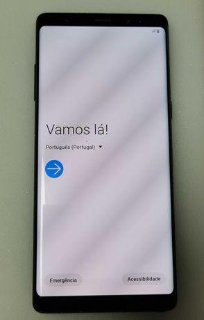 Smartphone Samsung Galaxy Note 8 preto