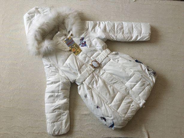 Зимнее/зимове/пальто/на/для/девочки/дівчинки/подросток/підліток128,152