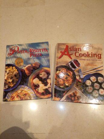 Vendem-se 2 livros de receitas